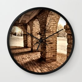 A Place of Rest Wall Clock
