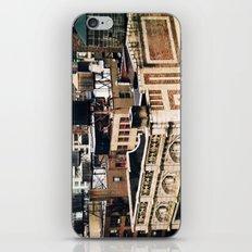 Midtown Water towers iPhone Skin