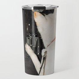 White Fang Travel Mug