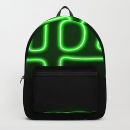 Open Backpack