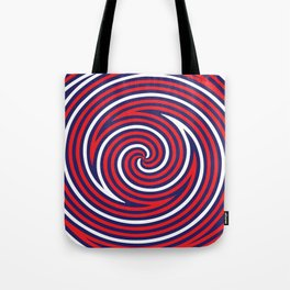 Hypnose. Red Tote Bag