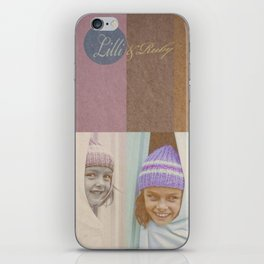 Florald iPhone Skin