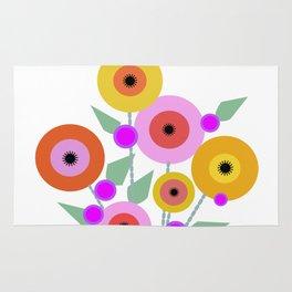 Floral Potpourri Rug