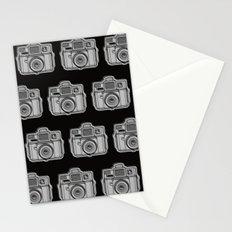 I Still Shoot Film Holga Logo - Black Stationery Cards