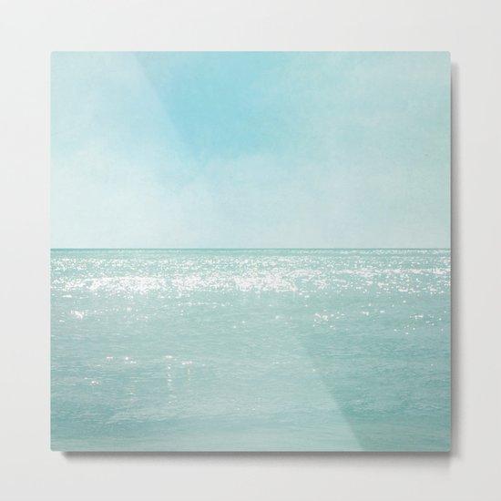 Majestic Sea Metal Print