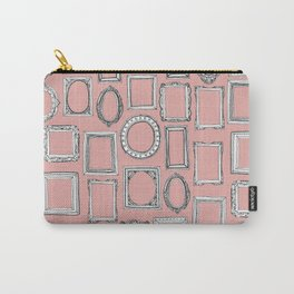 picture frames mimosa Carry-All Pouch