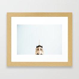 Steeple Framed Art Print