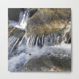 Raging Waters Metal Print