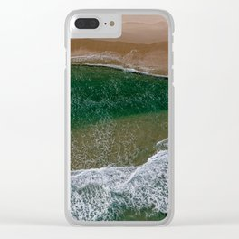 Textures II Clear iPhone Case