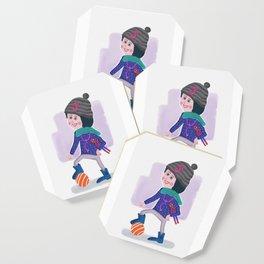 Birthday Girl 3 Coaster