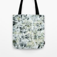 mineral Tote Bags featuring mineral by clemm