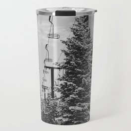 Chairlift to the Top Travel Mug