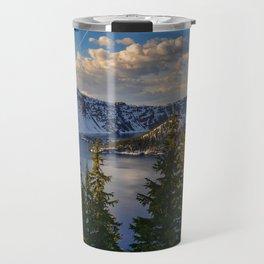 Crater Lake - Spring Travel Mug