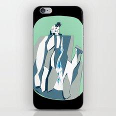 Thunder Falls iPhone & iPod Skin