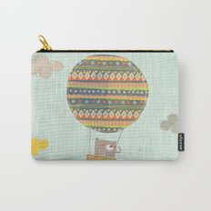 Bear in the air Carry-All Pouch