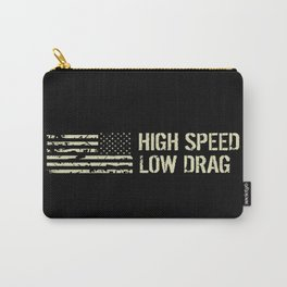 U.S. Military: High Speed Low Drag Carry-All Pouch