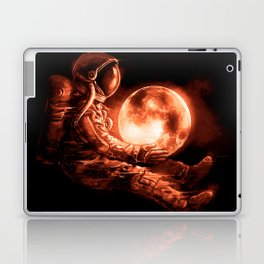 Moon Play Laptop & iPad Skin