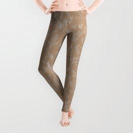 Nature Pattern Leggings