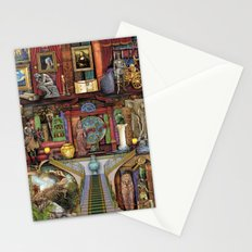 The Museum Shelf Stationery Cards