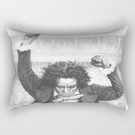 Beethoven 250th anniversary Rectangular Pillow
