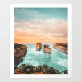 Port Campbell Sunrise - Australia Art Print