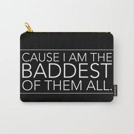 BADDEST Carry-All Pouch