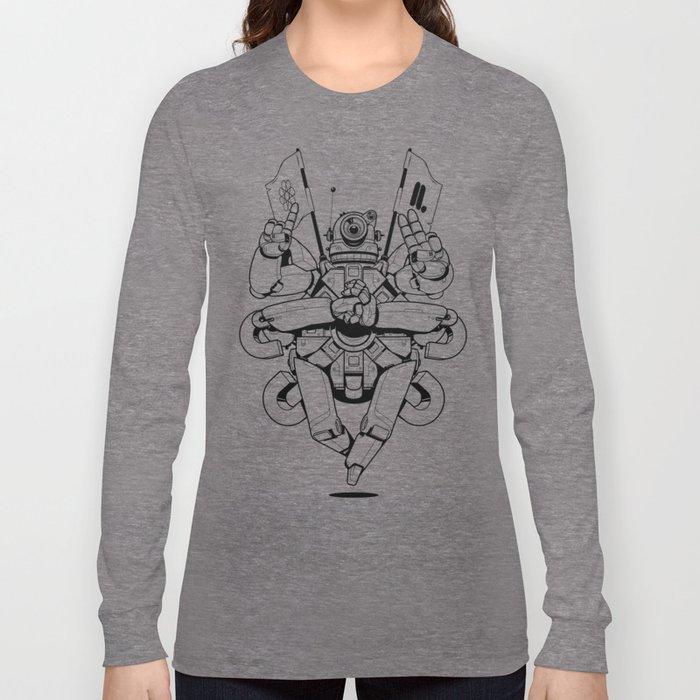CarnaBot by Sekond Long Sleeve T-shirt