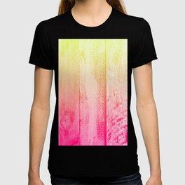 Flaming Wood T-shirt
