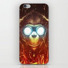 Monksmith II iPhone & iPod Skin