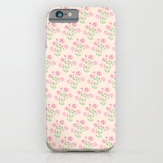 By the lake- roses Slim Case iPhone 6s
