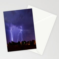 New Mexico Lightning Stationery Cards