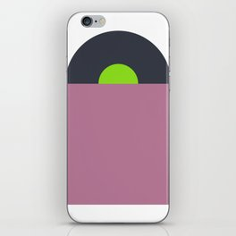 Vinyl Collection #5 iPhone Skin