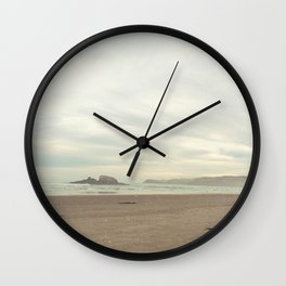 SEA SALT FLAVOUR Wall Clock