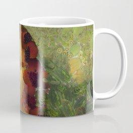 Mona Lettuce  Fine Art Parody Coffee Mug