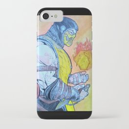 Grandmaster Hanzo iPhone Case