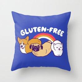 GF Loaves Throw Pillow
