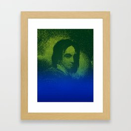 Artistic Portrait of a young boy 1 Framed Art Print
