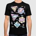 Nineties Dinosaurs Pattern  - Pastel version by chobopop