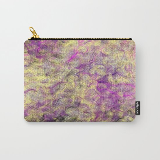 Field of Wild Carry-All Pouch
