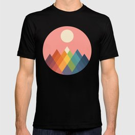 Rainbow Peak T-shirt