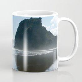 New Zealand, Piha Beach Coffee Mug