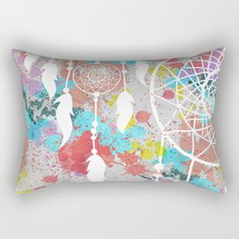 Catch your Dreams! Rectangular Pillow