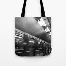 Blurred Vision Tote Bag