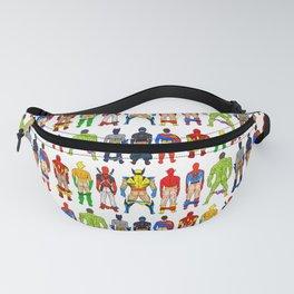 Superhero Butts Fanny Pack