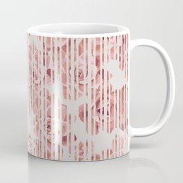 Striped succulenta Coffee Mug
