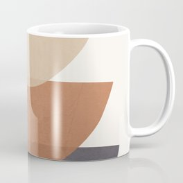 Minimal Shapes No.39 Coffee Mug