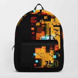Abstract Composition #3 Backpack