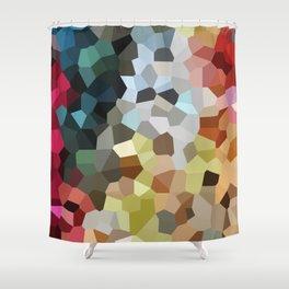 Cantastoria Shower Curtain