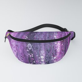 Under The Purple Sea Fanny Pack