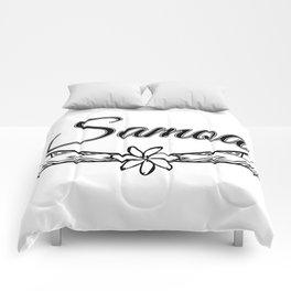 Samoa Design Comforters